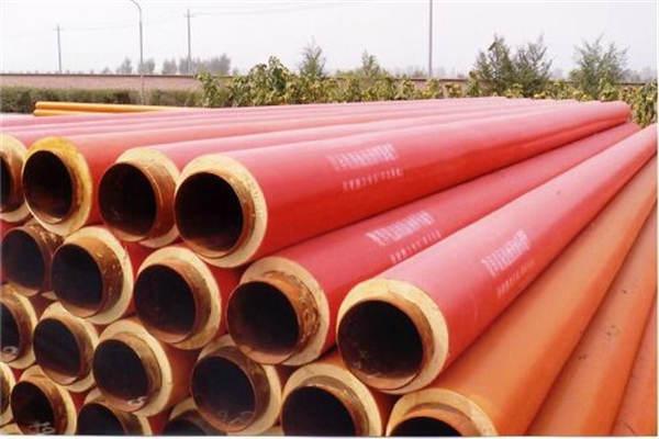 合浦直埋预制钢套钢直埋保温管厂家专业打造工程利器