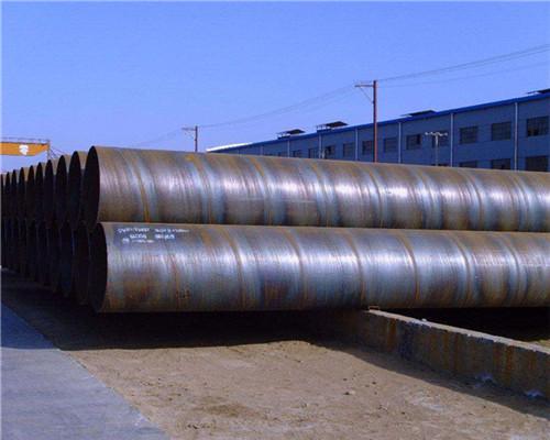 厂家定制D426*6螺旋焊接钢管制造厂家