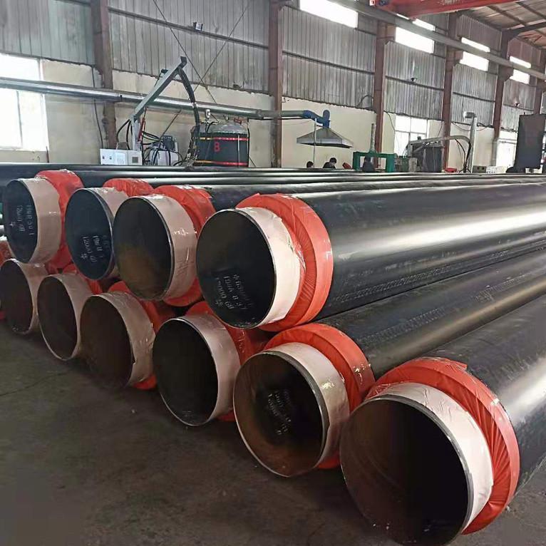 万安直埋预制钢套钢直埋保温管厂家专业打造工程利器