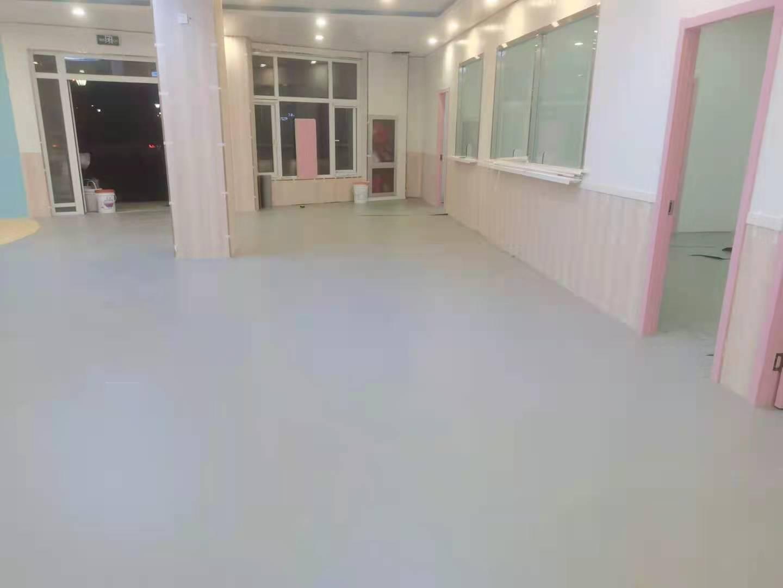 岳阳写字楼PVC塑胶地板价格经验丰富