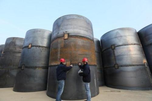 延安志丹直径1100钢护筒厂家哪家好~