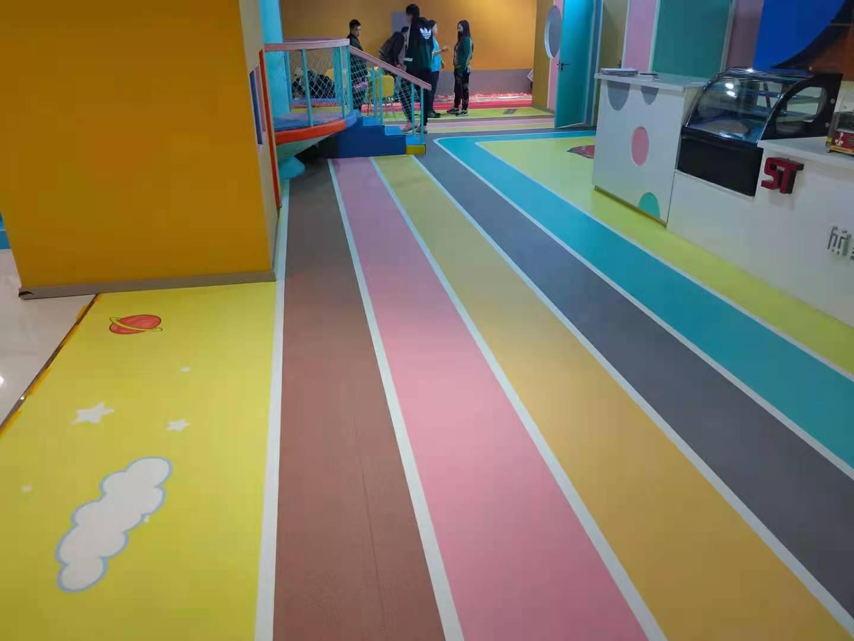 湘潭幼儿园室内PVC地胶价格2021报价表
