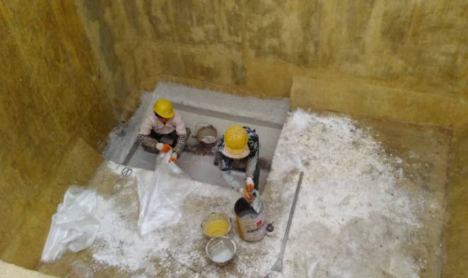 西安玻璃钢防腐 废水池贴布防腐公司