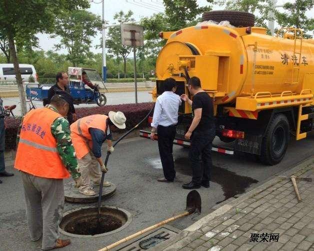 吴江同里镇雨水管道疏通怎么收费