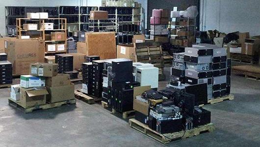 萝岗区东区原装电脑回收公司