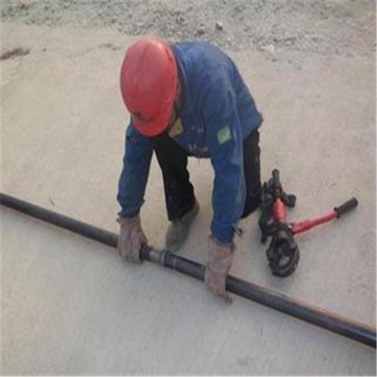 拉萨钳压式声测管定尺--鑫亿呈钢管