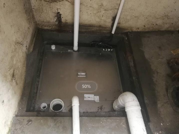 大同市左云县地下室设置卫生间