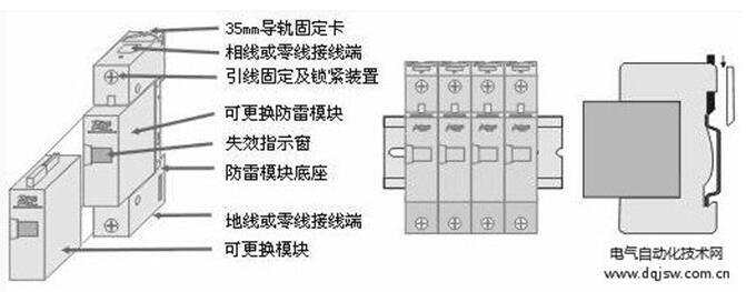 淮北CPM-R10D/4P供应商防雷器