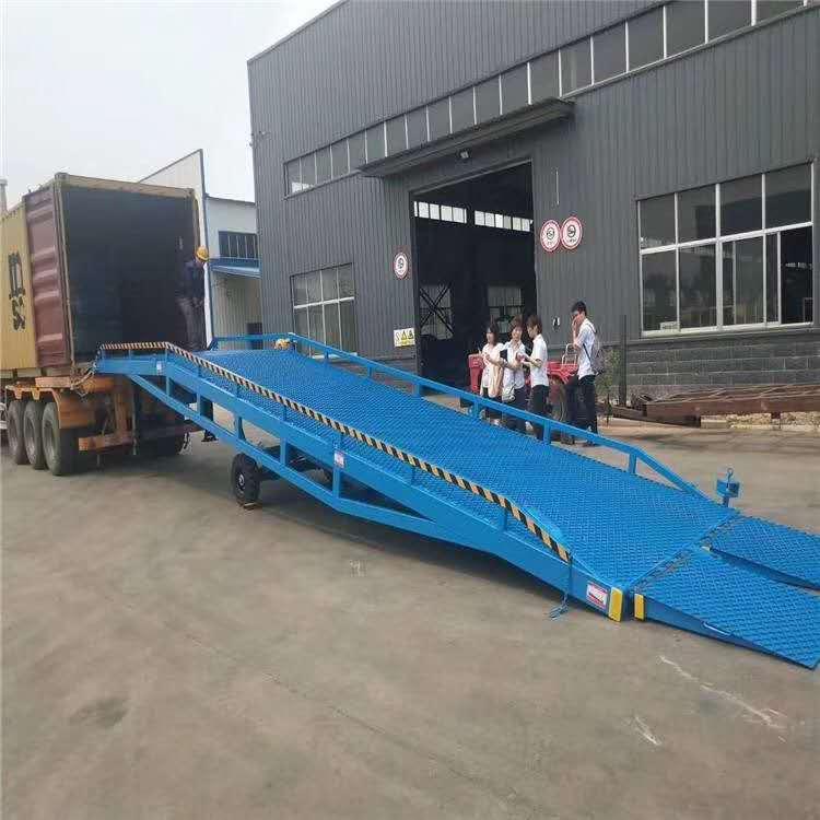 广州番禺4吨集装箱装货平台厂家