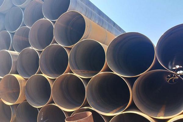 小口径螺旋焊管出厂价格(吉阳)