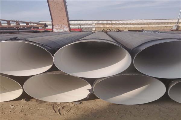 凉山德昌供水管道用三层PE防腐直缝管可靠厂家
