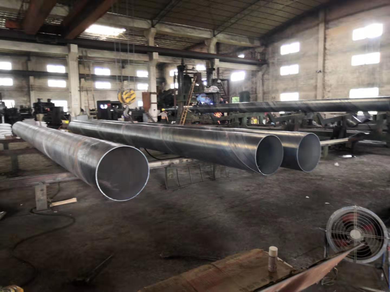 双鸭山市友谊县一公里螺旋钢管怎么计算