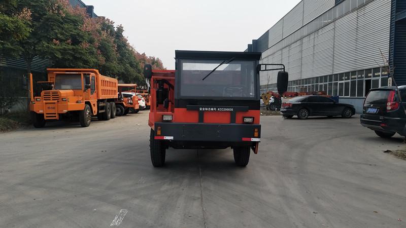 石峰区图片参数-8吨矿山四不像自卸车-现货