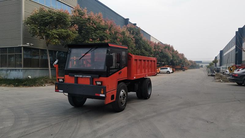 临颍县[全新矿安证-KA]-10吨矿山四不像自卸车-现货
