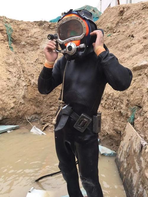天长水下施工蛙人作业公司