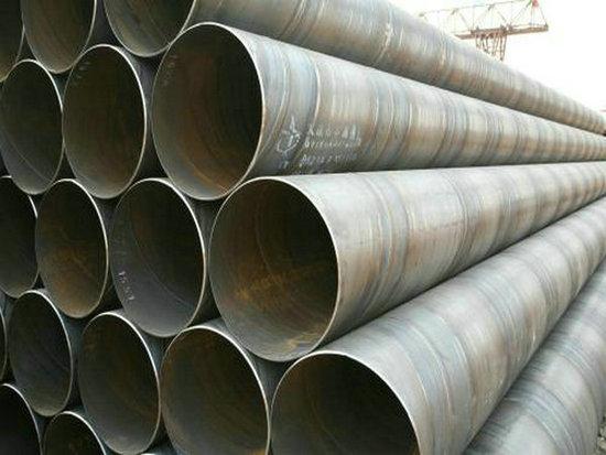 嫩江直径700螺旋焊接钢管厂家库存