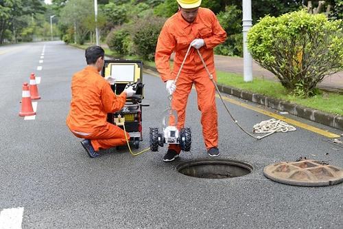 舟山市普陀区排水管道检测联系方式