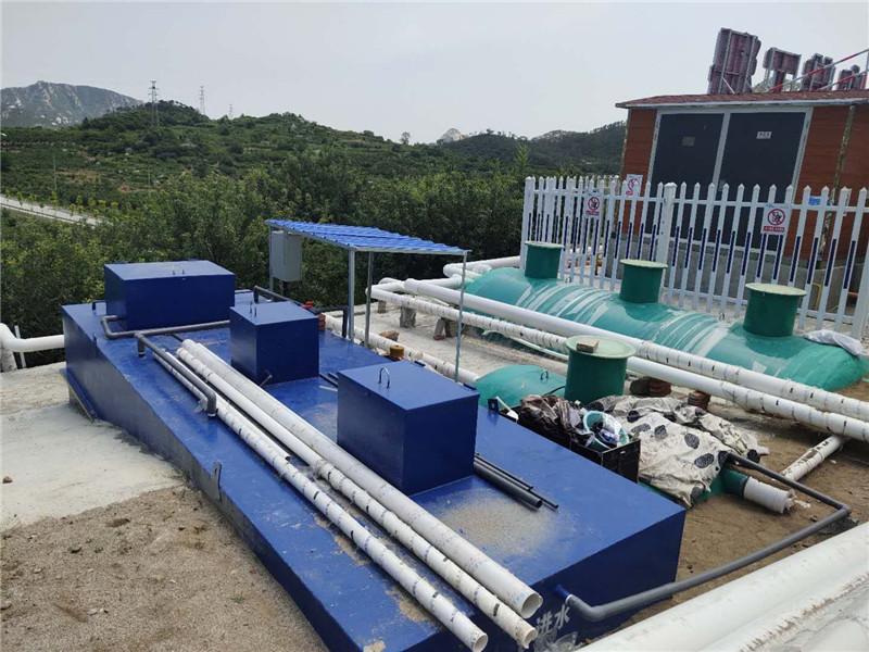 甘孜藏族自治州乡镇一体化污水处理设备厂家规格齐全