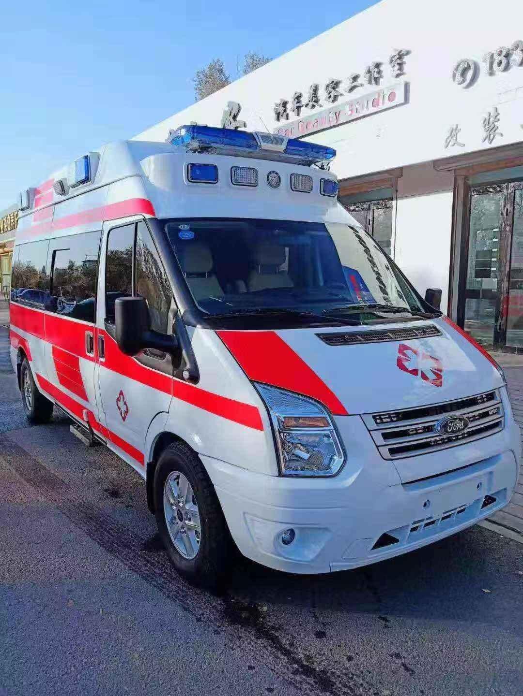 黎救护车出租公司服务热线