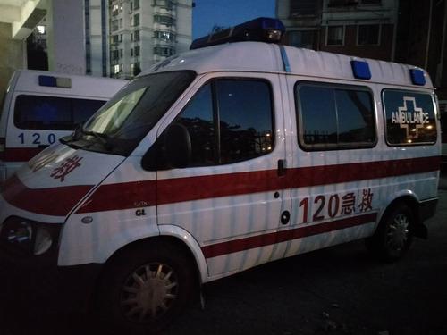 乐清长途救护车转运服务热线