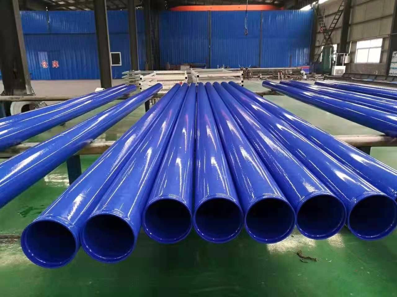 振兴区内外涂覆环氧涂塑复合钢管可货到付款