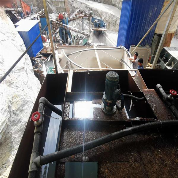 辽源市沙厂洗沙快速絮凝剂沉降剂秒降厂家