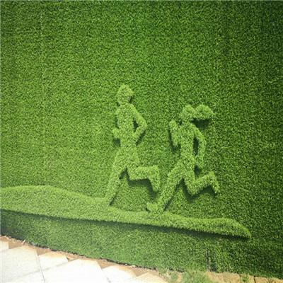 华阴工地绿色围挡塑料草坪