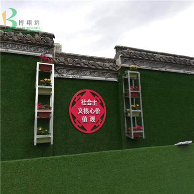 简阳工地绿色围挡塑料草坪