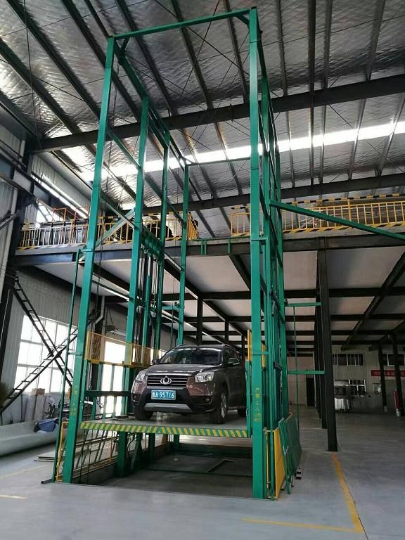喀什2层升降货梯加工厂