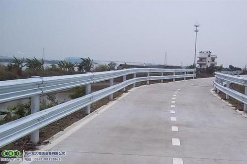 崇左市天等县2021桥头板-热镀锌护栏