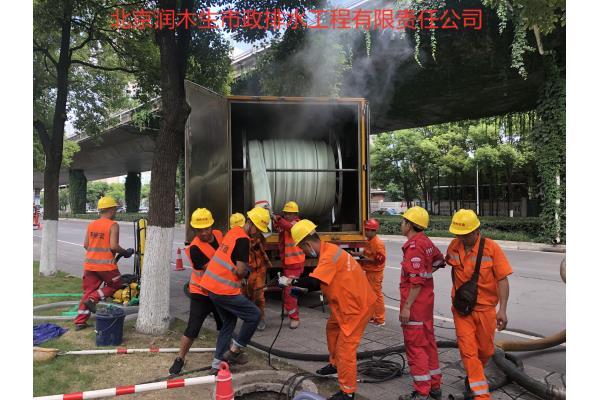 润木生-东河区河道淤泥清理服务中心