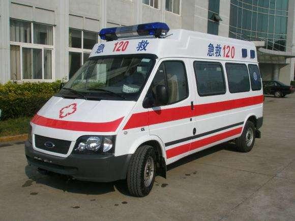 威县救护车出租公司服务热线