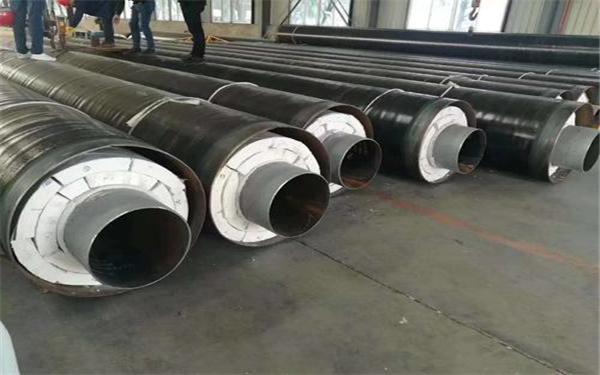 76输热管线用保温钢管当地厂家?