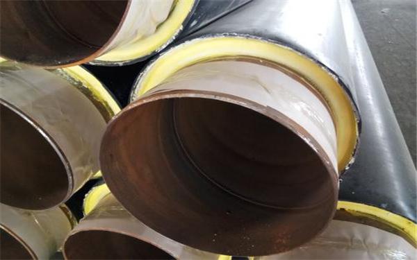 地埋用硅酸铝保温无缝钢管今日价格表苏州