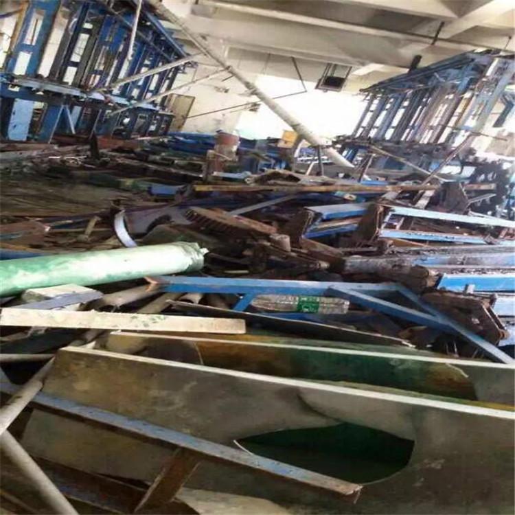 中山三角镇回收拆除污水处理设备一览表