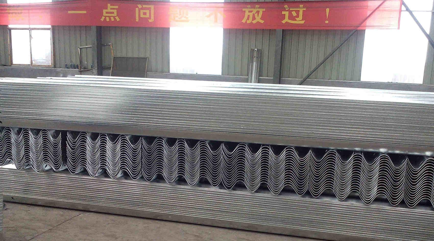 四川自贡高价回收波形护栏板2021
