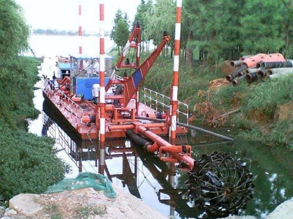 重庆土工管袋清淤脱水|水力清淤