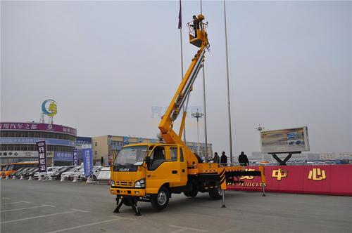 云安县高空房屋维修车租赁价格合理