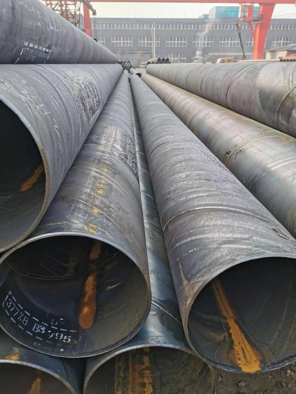 武威市DN600螺旋钢管实力厂家