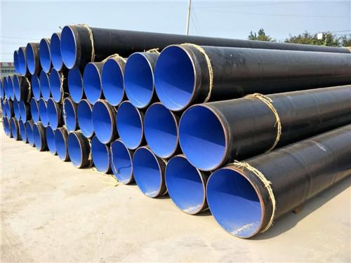 供水用tpep防腐钢管再创佳绩清河