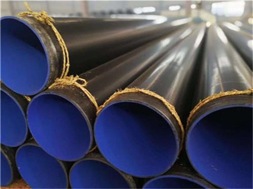 郎溪六油两布环氧煤沥青防腐钢管图片厂家直销