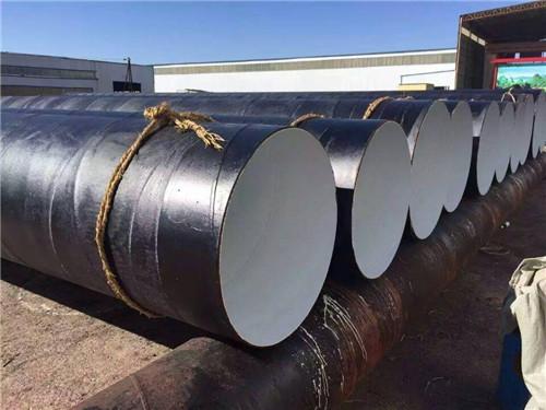板芙镇3油2布环氧煤沥青防腐钢管专业供应厂家