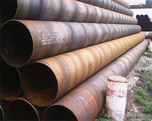 1420*10部标螺旋钢管多少钱一米绥滨