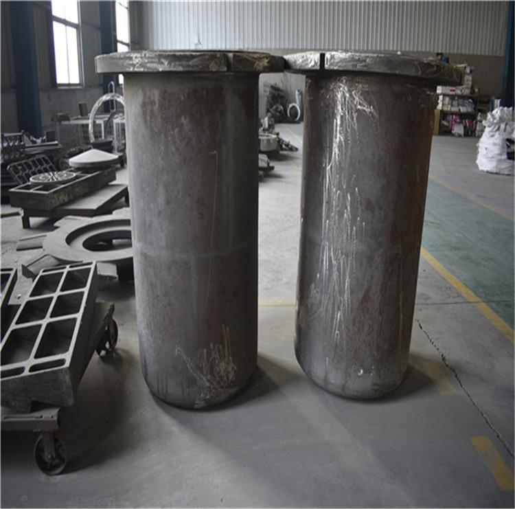 ZG3Cr24Ni7N离心铸管的热处理工艺