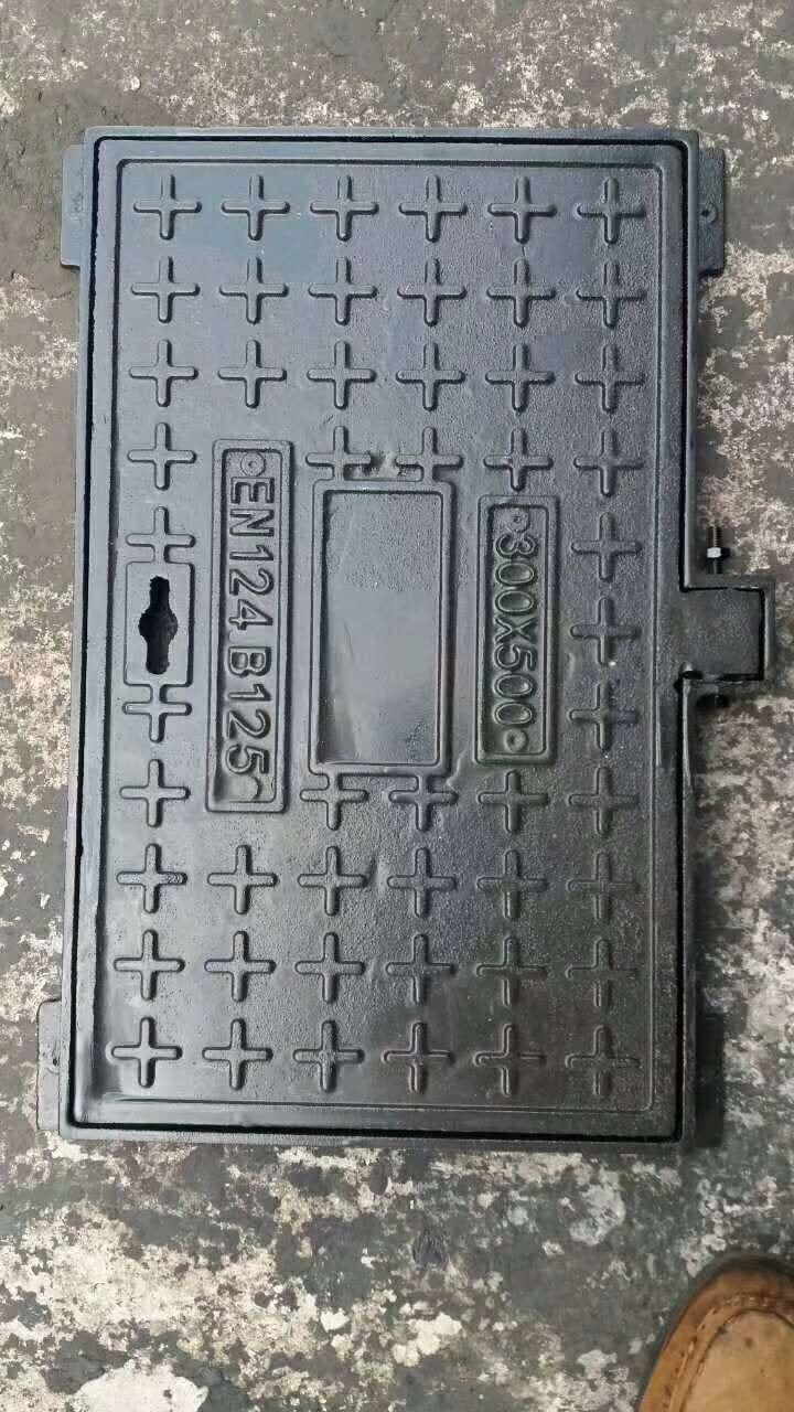 广阳/B125球墨铸铁检查井盖精益求精