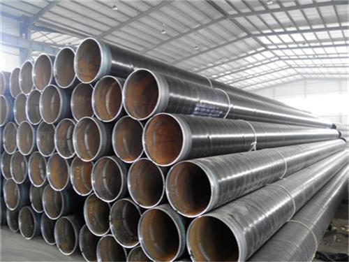 常州溧阳6油4布环氧煤沥青防腐钢管图片大全