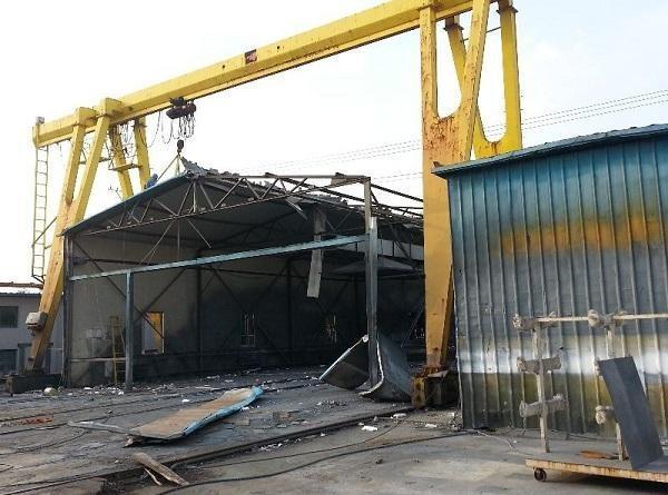 拆除公司-东莞市莞城区印刷厂整厂设备回收-商家