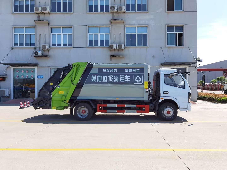 博爱县压缩垃圾车哪家便宜