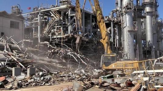 拆除公司-从化区工业厂房拆除回收-收购-效率高