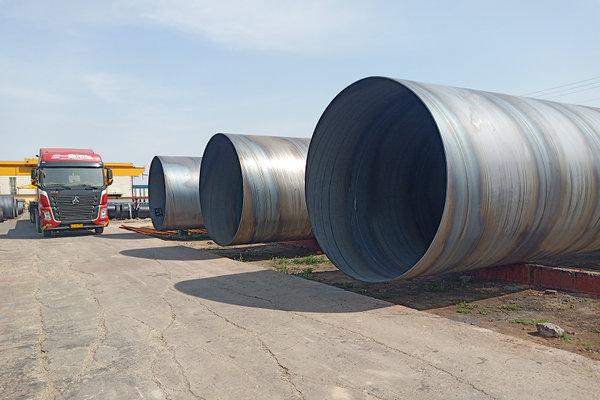 河南双面埋弧焊钢管的公司